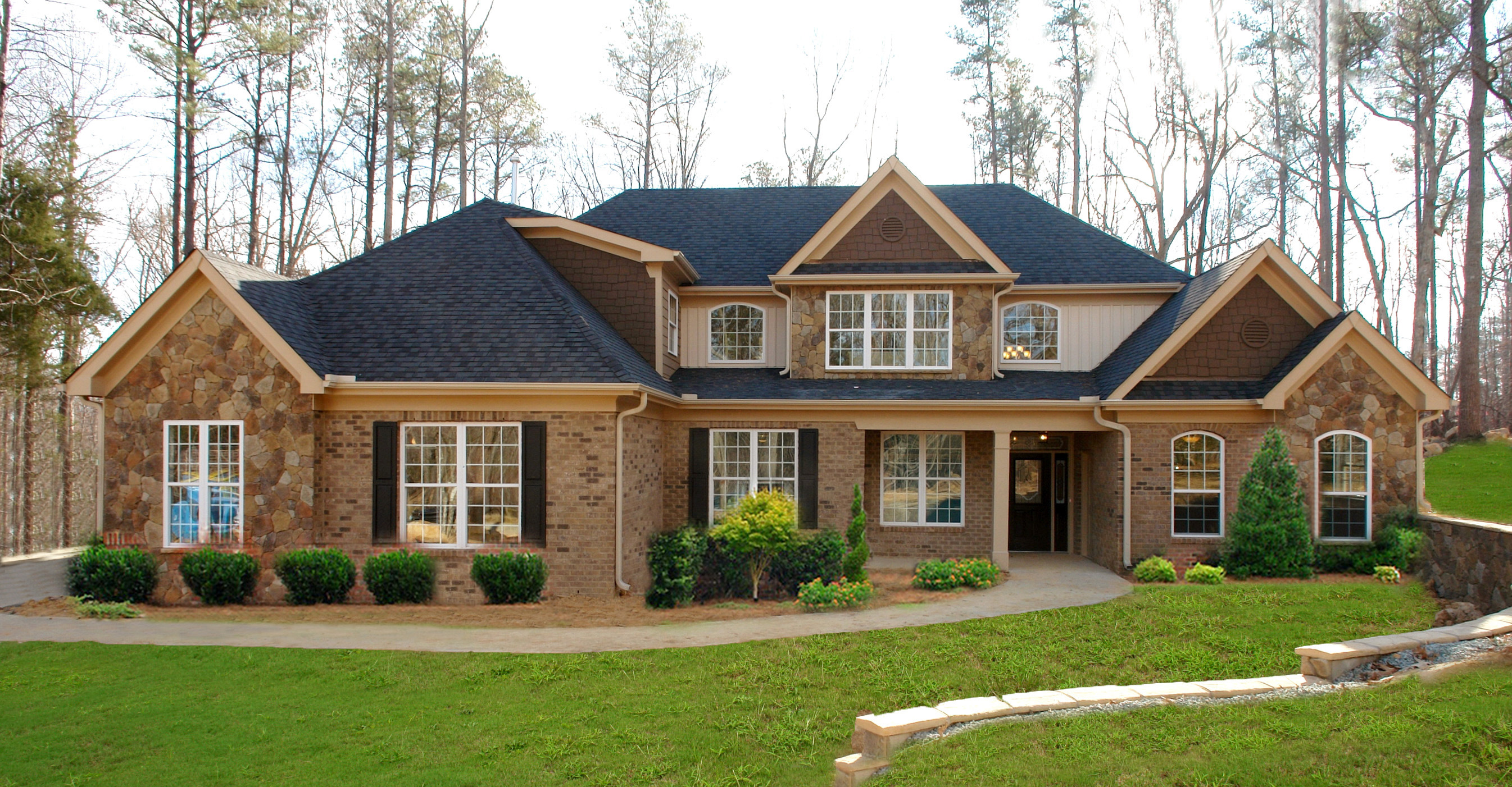 Brick home construction Company